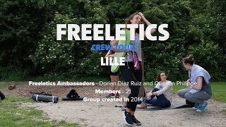 Freeletics Crew Tour 2017 | Lille, France