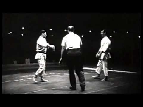 Gracie vs. Kimura - October 23, 1951 (Maracanã Stadium - Rio de Janeiro, Brasil)