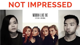 Sonic Inspection: Woman Like Me - Little Mix ft. Nicki Minaj | JAM
