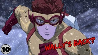 Top 10 Young Justice: Outsiders Fan Theories