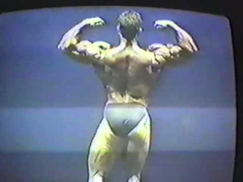 1993 Mr. Universe - Pierre van der Westhuizen