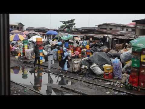 Travel journal  Adventure to LAGOS  Nigeria  Warning !ipad