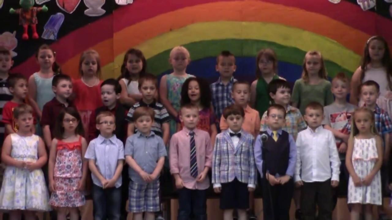 RPES Kindergarten Graduation  6-16-17