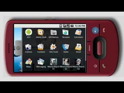 Save comics to your SD card with Droid Comic Viewer - YouTube