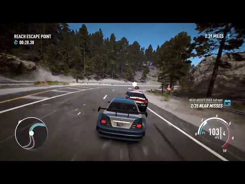 Most Wanted BMW M3 Bait Crate Pursuit // Need for Speed Payback