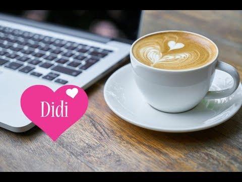 Didi Live - Cafeaua de duminica -  fan meeting la minerit :D