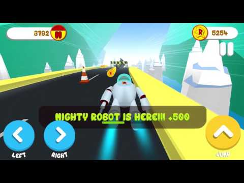 Mighty Raju 3D Hero: Endless Running Chase - Apps on Google Play