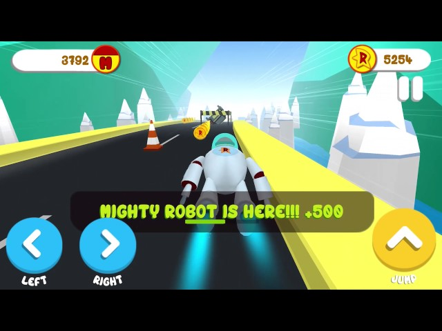 Mighty Raju 3d Hero Game Trailer
