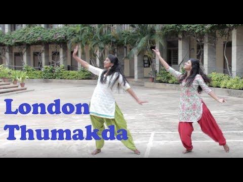 London Thumakda   Queen   Kangana Ranaut   Bollywood Choreography