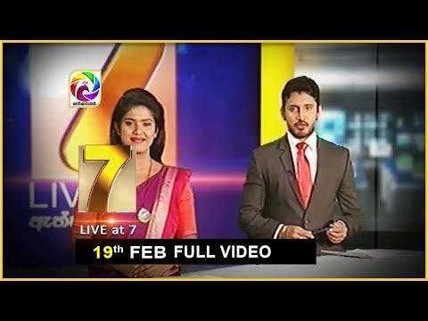 Live at 7 News – 2018.02.19