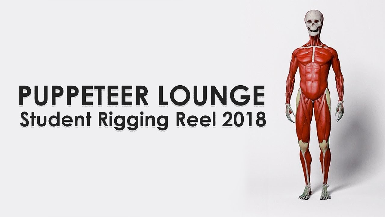 Rigging Workshop | Learn Character Rigging | Puppeteer Lounge