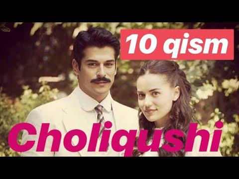 10 Choliqushi (turk Seriali) HD Uzbek Tilida 10-qism Чоликуши узбек тилида 10 Qolgan Qism Viyoostida