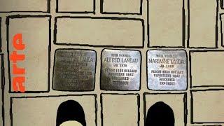 Die Geschichte der Stolpersteine | Karambolage | ARTE