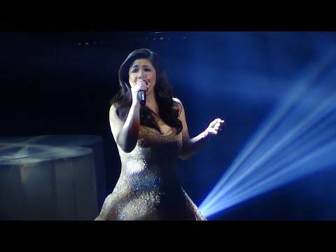 REGINE VELASQUEZ - I Don't Wanna Miss A Thing (ULTIMATE: Feb.13, 2015)