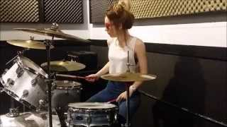 Seven Nation Army Drum Cover by The White Stripes