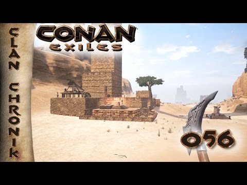 Conan Exiles | CLAN Chronik EP56: Hacking se Woodz