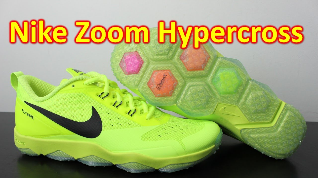 Nike Zoom Hypercross Trainer VoltBlack Review + On Feet