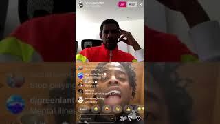 JayZ talks down friend having mental break on Young Guru's IG Live