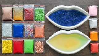 Slime Making with Bags and Clay