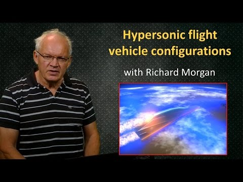 UQxHYPERS301x 5.4.1 Hypersonic Flight Configurations-