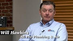 How to build a successful plumbing company and become a millionaire an interview with Will Hawkins