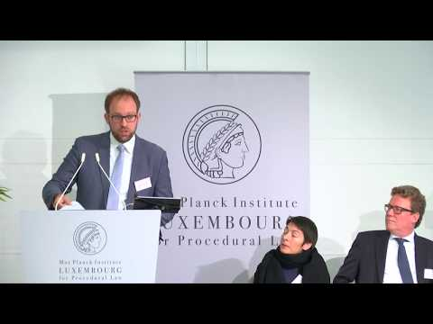 Panel V: Settlement of conflicts through international courts (1st part)
