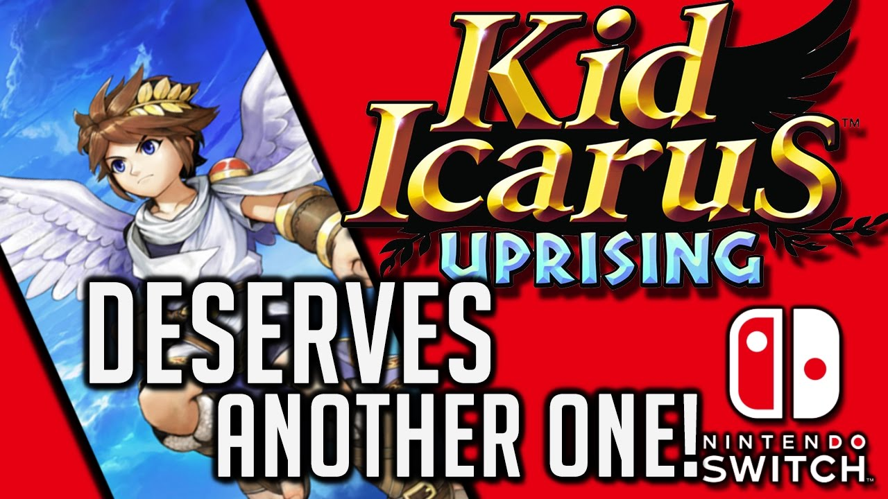 Nintendo Switch Kid Icarus Uprising Deserves Another One More 3rd Party Games Annouced And