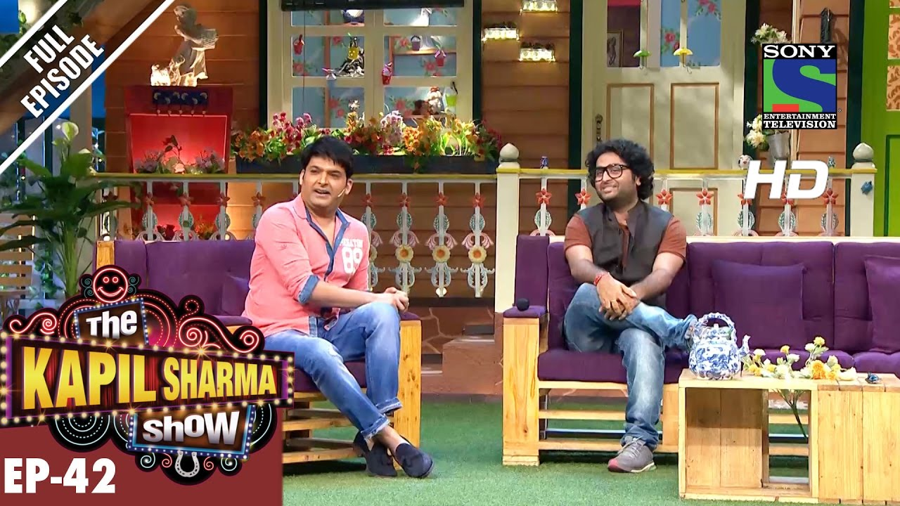 The Kapil Sharma Show -दी कपिल शर्मा शो-Ep-42-Arijit Singh in Kapil's Show–11th Sep 2016