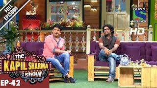 The Kapil Sharma Show -दी कपिल शर्मा शो-Ep-42-Arijit Singh in Kapil's Show-11th Sep 2016
