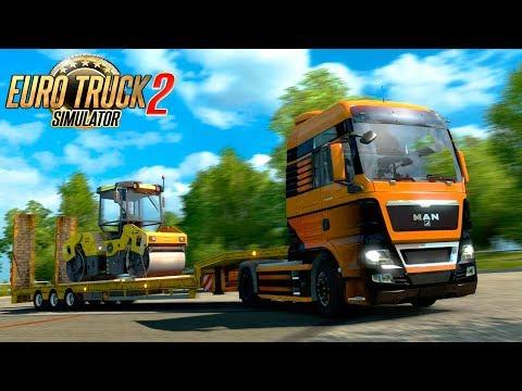 ИГРАЕМ ПО СЕТИ ► Euro Truck Simulator 2 Multiplayer