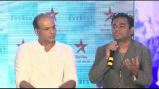 A SNEAK PEAK INTO OF ASHUTOSH GOWARIKER & AR RAHMAN LATEST SERIES