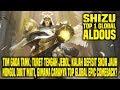 Hal Yang Gw Pelajari Dari Top 1 Global ALDOUS SHIZU • Mobile Legends Indonesia