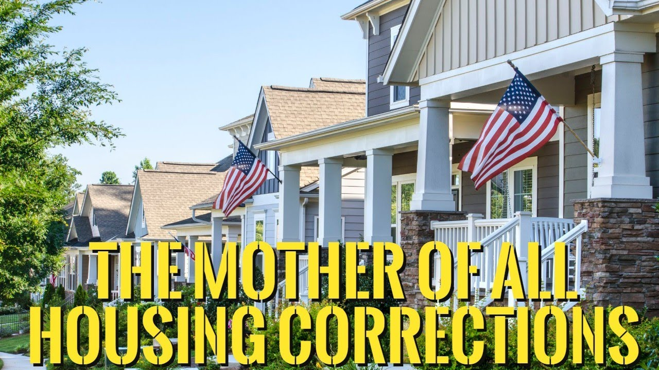 👉Despite Record Low Mortgage Rates -- Massive Foreclosures and Prices Correction Looming !!