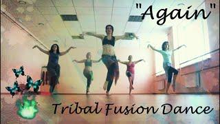 Terra STUDIO, Tribal Fusion Dance