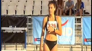 100o Πανελλήνιο Πρωτάθλημα Στίβου Ανδρών-Γυναικών 2014 - β'ημέρα Κυ 20 Ιουλ