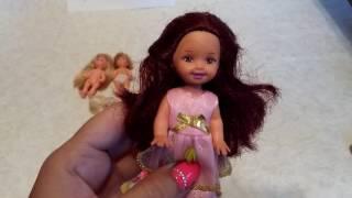 Келли. Сестрички Барби. Обзор лота кукол. Доступны к продаже