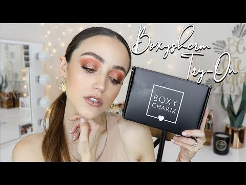 April Boxycharm Unboxing (Try-on Style) | 2019