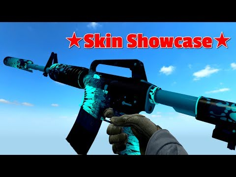 CS:GO - M4A1-S | Icarus Fell | Ultra Low-Float Factory New Skin Showcase (4K)