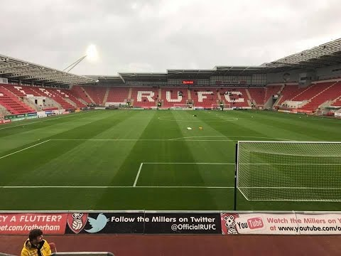 Rotherham United Vs Lincoln City (Carabeo Cup Round 1)