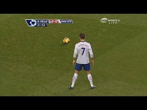 Cristiano Ronaldo vs Aston Villa Away 08-09 by Hristow