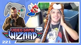 The Misadventures Of The Video Game Wizzard Episode 221: #jebron2.0