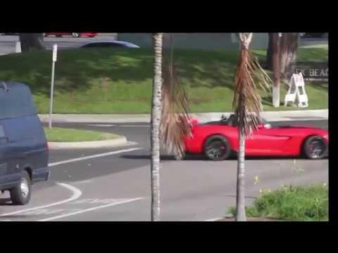 CALIFORNIA Parking lot