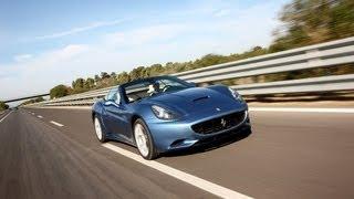 Ferrari California - GRIP - Folge 52 - RTL2