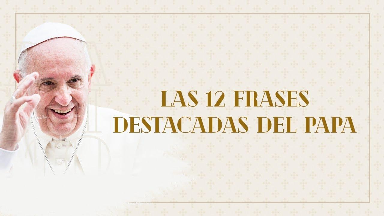 Las 12 Frases Más Destacadas Del Papa Francisco En Charla Ted El Tiempo