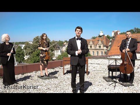 #KulturKurier: Solisten des Sinfonieorchesters Bergisch Gladbach spielen Mozart