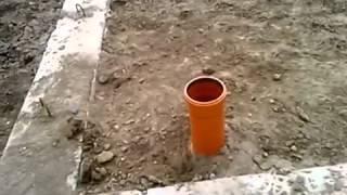 Ввод канализации в дом. Купить трубы для канализации(Компания Smart Climate - http://smartclimate.com.ua/ занимается: - продажей систем отопления; - продажей систем кондиционирова..., 2015-03-30T12:33:10.000Z)