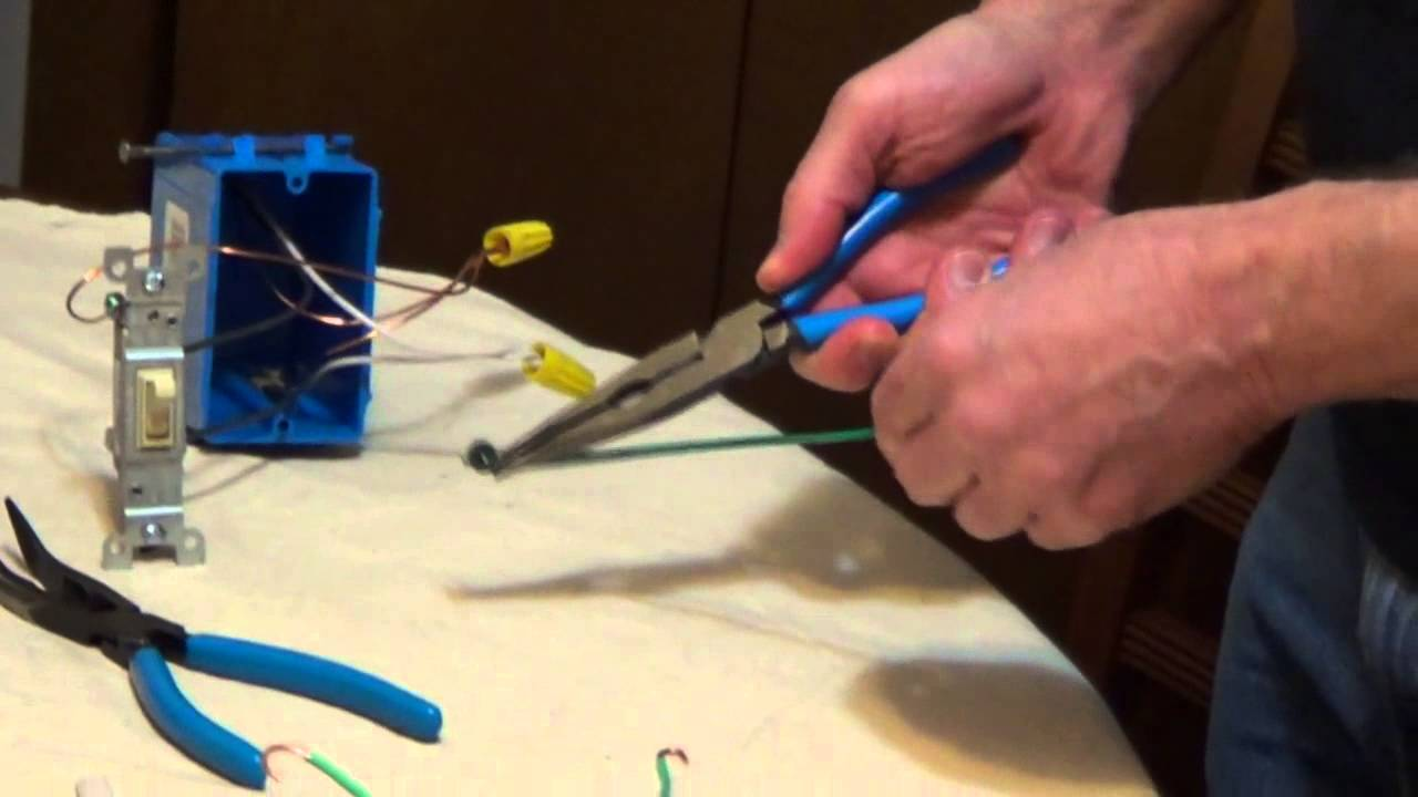 Needle Nose Pliers How To Use Needle Nose Pliers Youtube