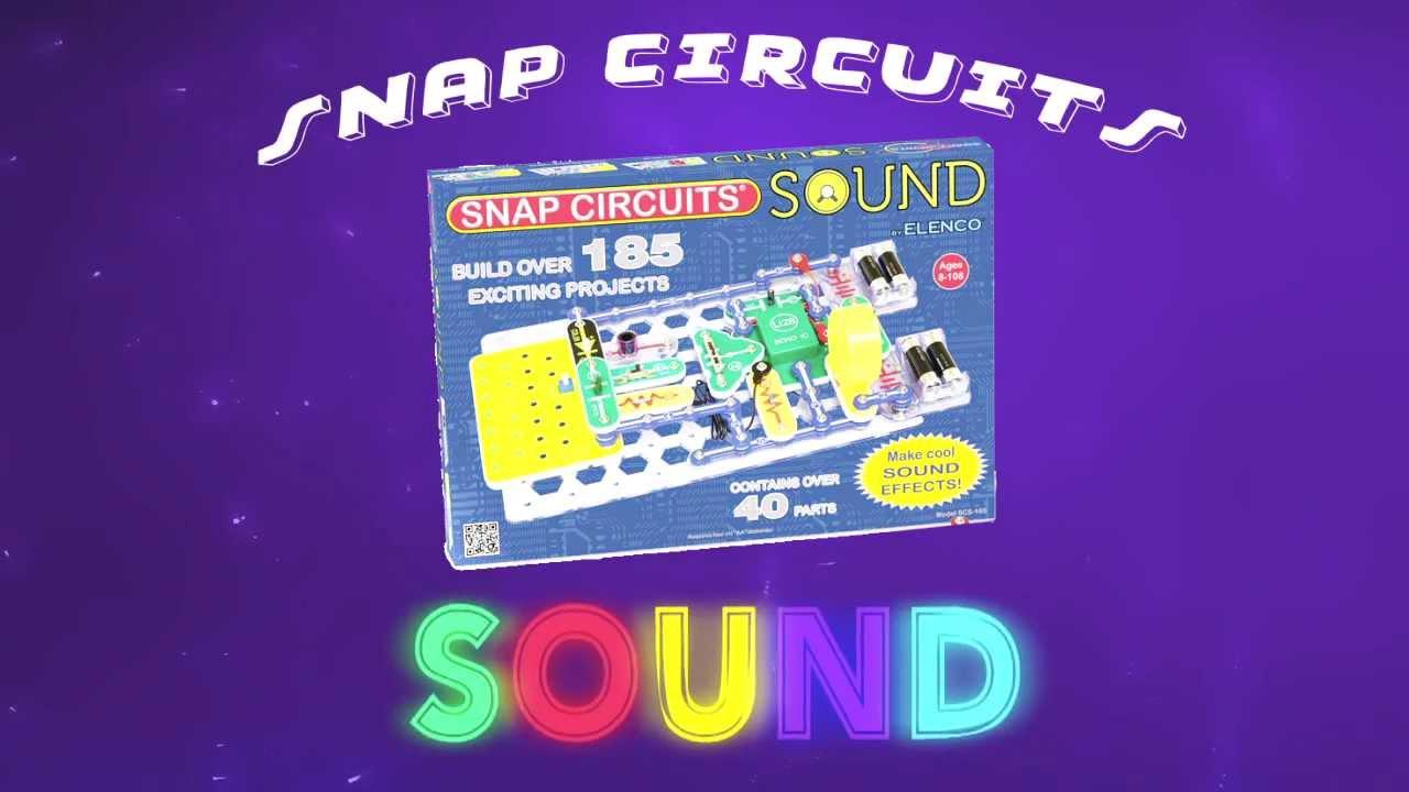 Snap Circuits Sound Youtube Circuit Light By Elenco Ebeanstalk