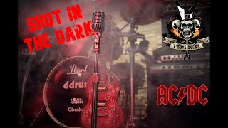 NEW AC/DC SONG SHOT IN THE DARK COVER