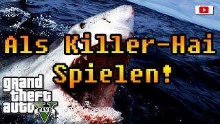Grand Theft Auto 5 - Als Killer-Hai Spielen! (Geheimer Peyote Kaktus Fundort/PlayStation 4)
